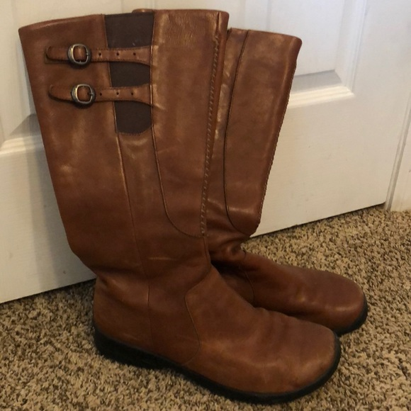 Women's keen zip boots